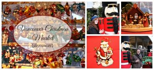 Vancouver Christmas Market {giveaway}