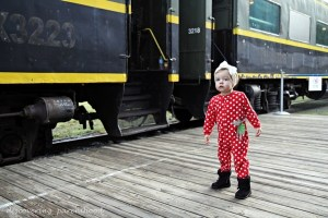 The Polar Express in Squamish