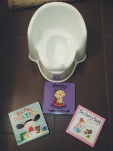 Looking into potty training.
