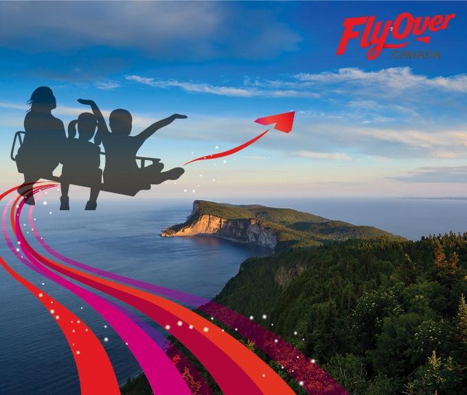 FlyOver Horizontal