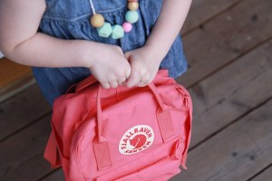 Mommy and Me with Fjällräven {review}
