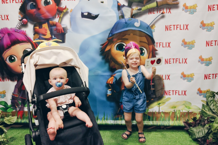 Beat Bugs on Netflix #streamteam