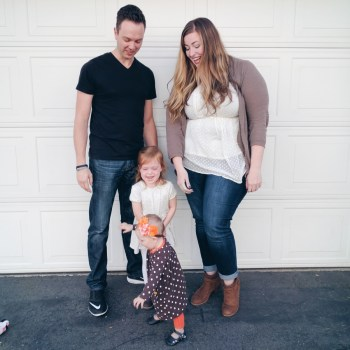 Thanksgiving with Discovering Parenthood 2016
