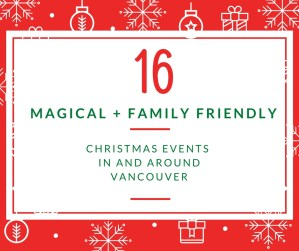 Christmas Events in Vancouver