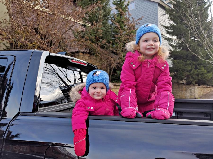 2017 Honda Ridgeline in Whistler