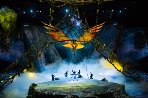 Family Night Out to See Cirque Du Soleil: TORUK