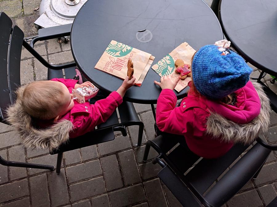 Starbucks in Whistler Village