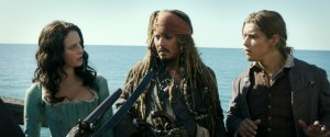A Pirates Life for Me…. Pirates of the Caribbean: Dead Men Tell No Tales