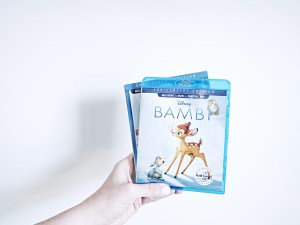Watching Bambi Again… 75th Anniversary Edition review and giveaway