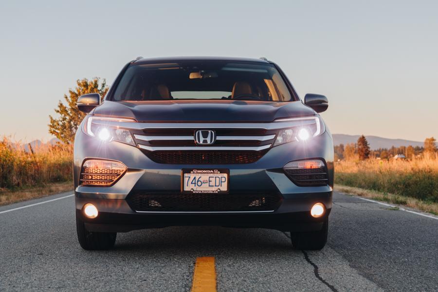 2017 Honda Pilot review