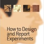 Cover of How To Design and Report Experiments
