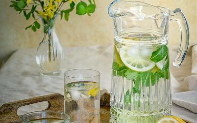 Detoxifying Lemonade