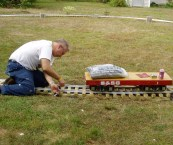 backyard trains for sale