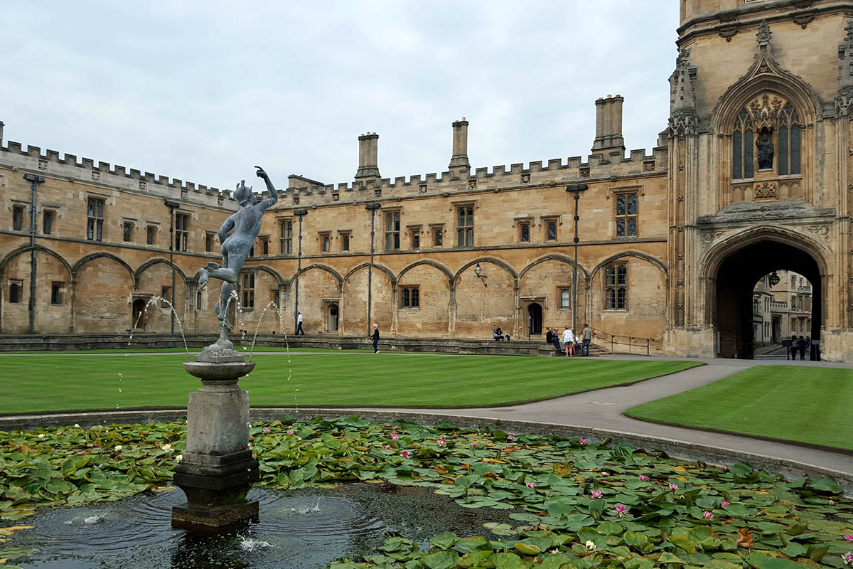 Discover London - Family tours - Christ Church College