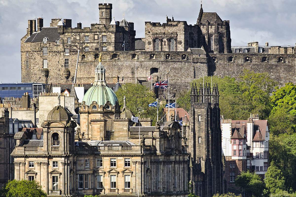 Discover London - VIP tours - Edinburgh Castle