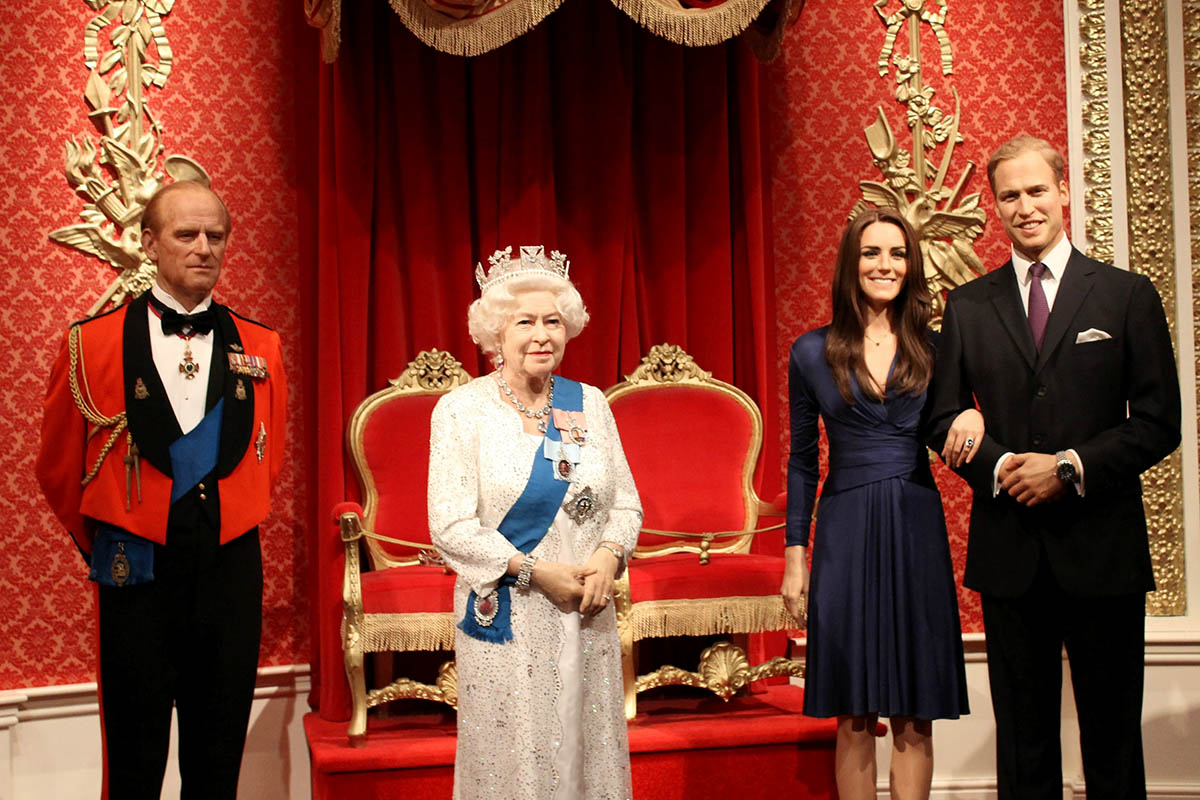 Discover London - Family tours - Madame Tussauds