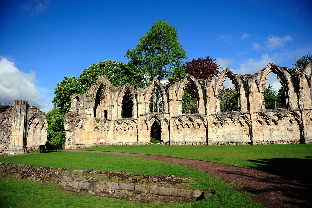 Discover London - Special Interest tours - St. Mary's Abbey