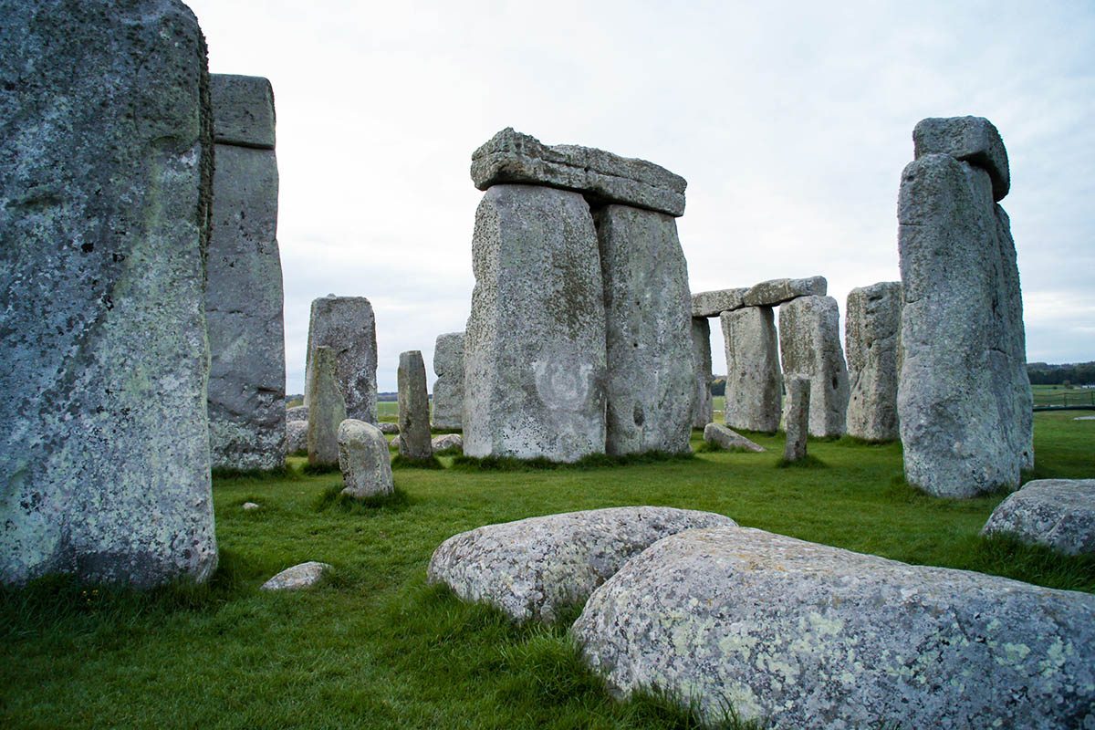 Discover London - Day Tours from London - Stonehenge
