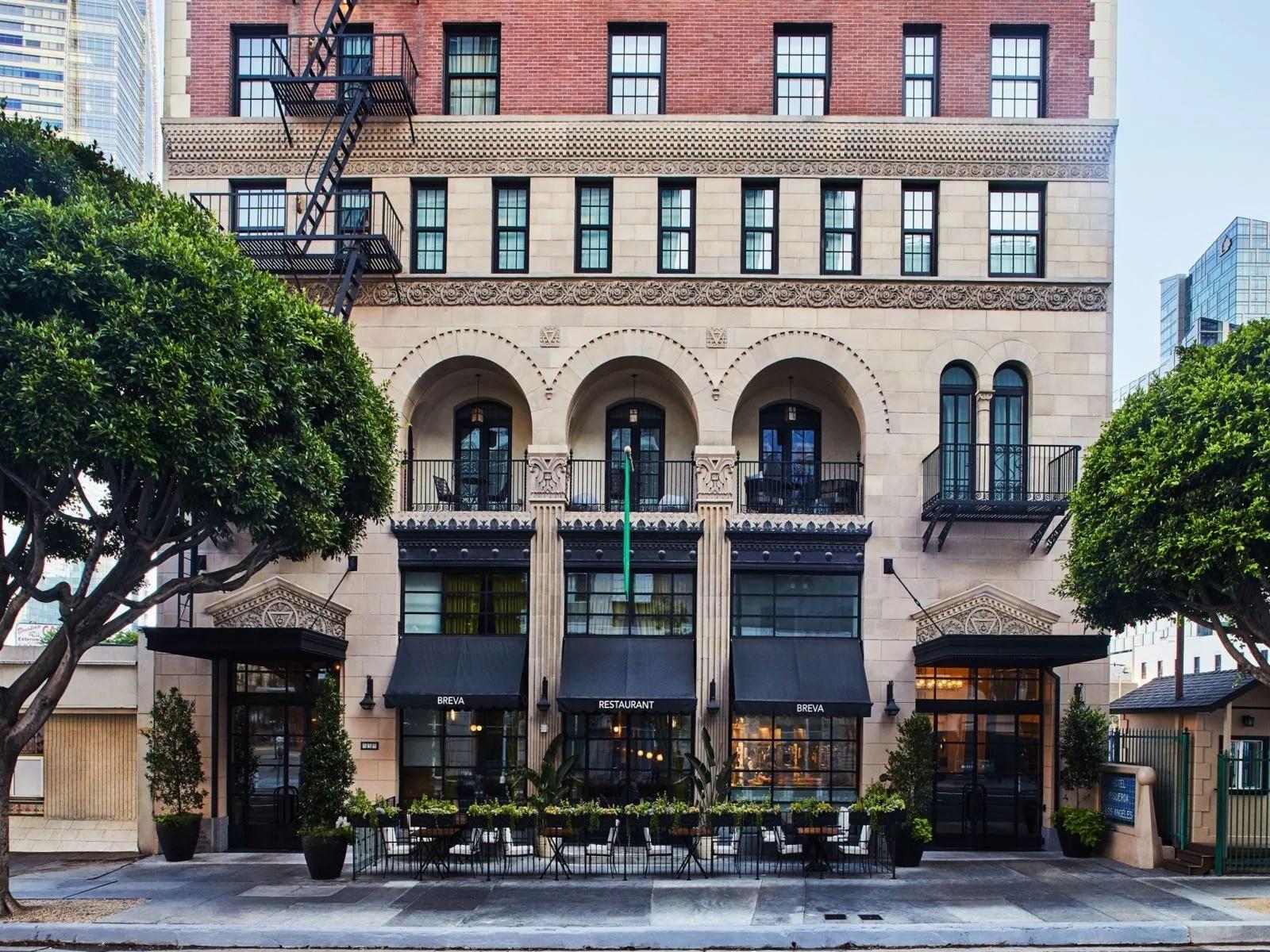 Hotel Figueroa Discover Los Angeles