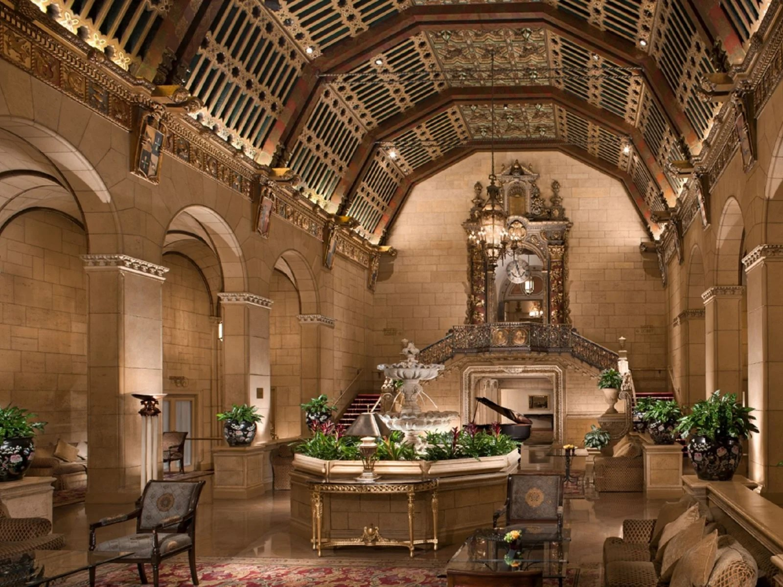 Millennium Biltmore Hotel Discover Los Angeles