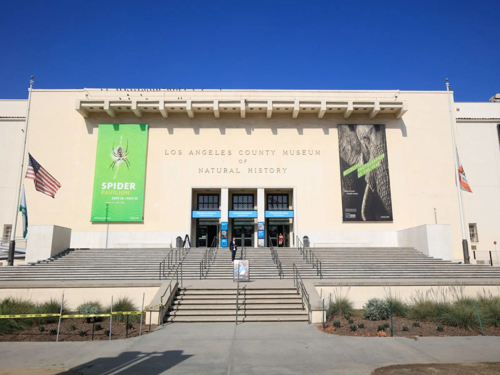 Natural History Museum Of Los Angeles County Discover