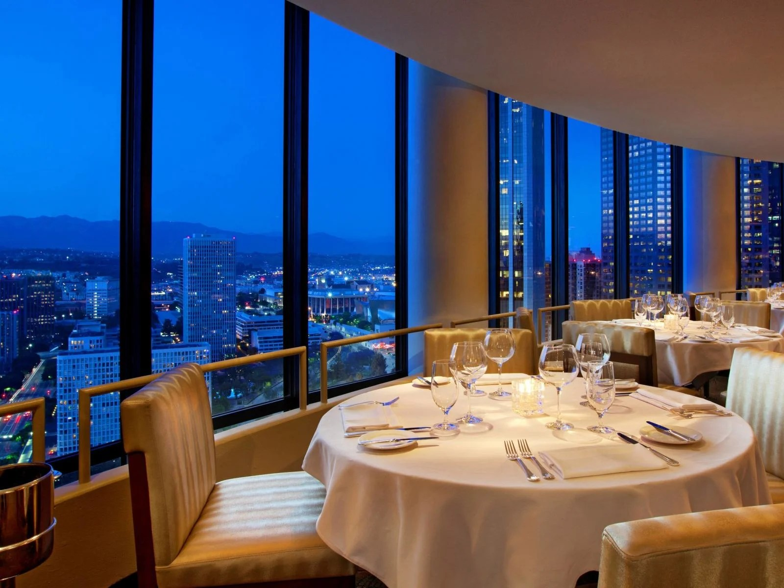 Restaurants With View In Los Angeles Discover