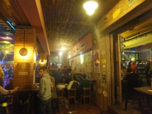 Beer Festival at the Rock and Roll Garage, Martinov, Ostrava, Czech Republic.