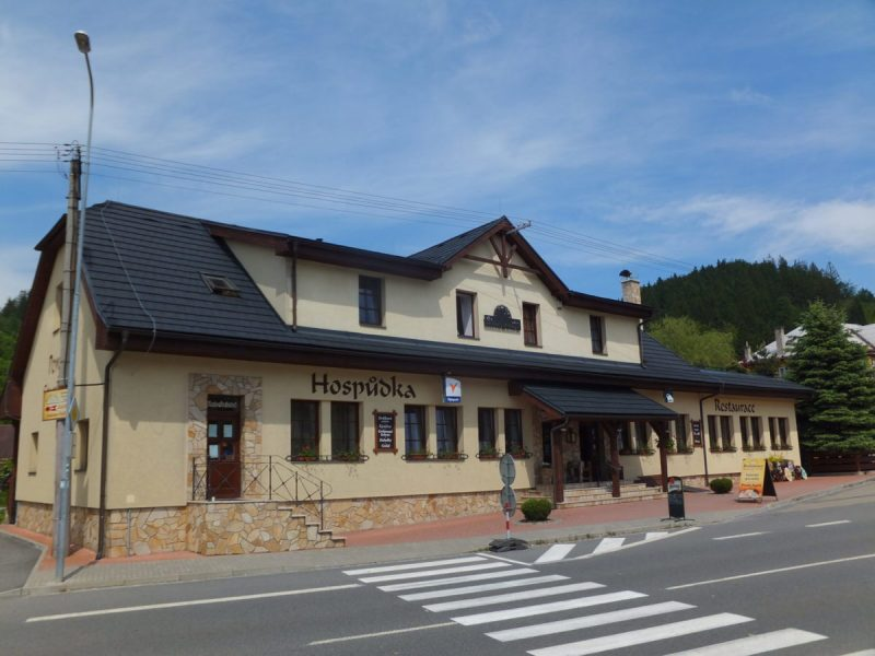 If you feel like a little luxury, it's only a half-hour walk to the village and a selection of pubs and restaurants. Czech camping.