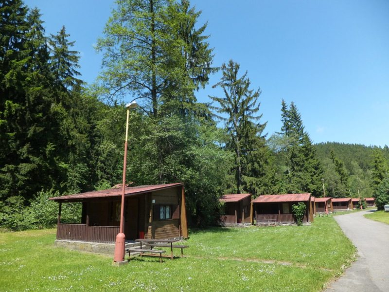Most Czech campsites have a choice of chalets for those without tents or caravans. Czech camping