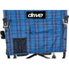 Drive Shower Chair Weight Limit Blue Bedroom Uk Medical Fly Lite Aluminum Transport