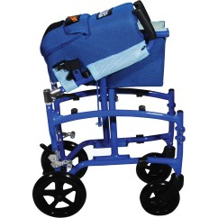 Bariatric Transport Chair 24 Seat Steel Fabrication Drive Medical Aluminum