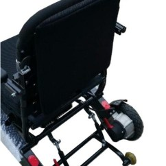 Wheelchair With Pot Patio Chair Strap Replacement Attendant Controlled Electric Power