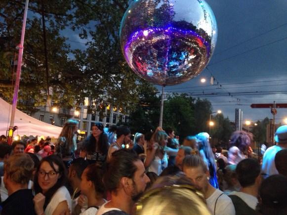 Party pumping @Riobar
