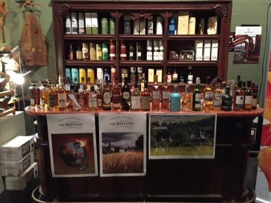 A World of Whisky by Waldhaus