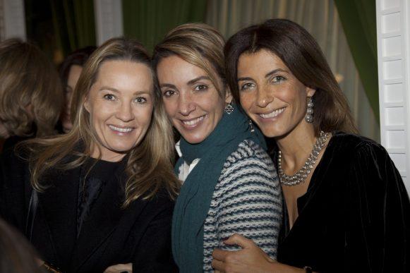 Stéphanie Cramer, Nazanine Sabbag, Llana Moreno