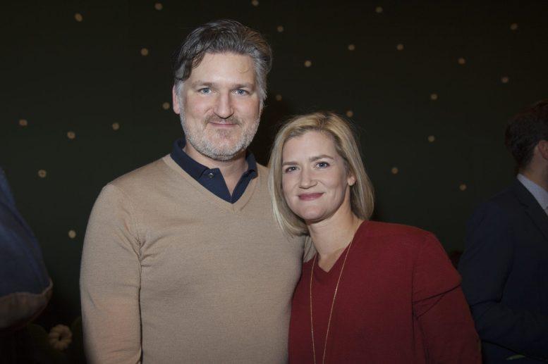 Philippe Cramer & sister Sophie Cramer