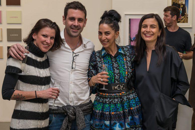 Dominique, Marc, Me & Frederique
