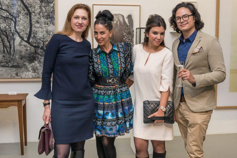 Tanja Schlager, Ariane Tavakol, Bahareh Manzoni & Juan Paulo Zenz