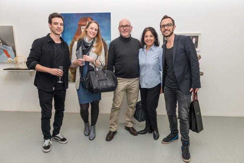 Silvano Zeiter, Veronica Sallenbach, Hans Peter & Monica Roos & Alessandro Tschabold