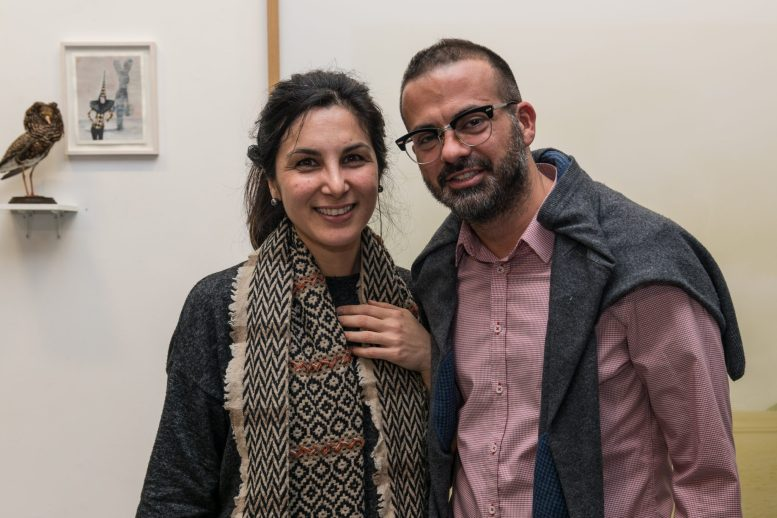 Leila Roye & Rastad Askari