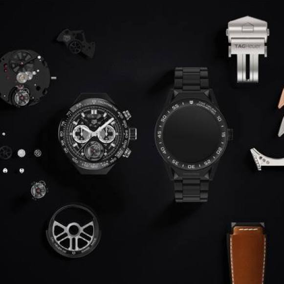 TAG Heuer | Connected Watch | Modular 45 | Culture, Events | Discover Out Loud