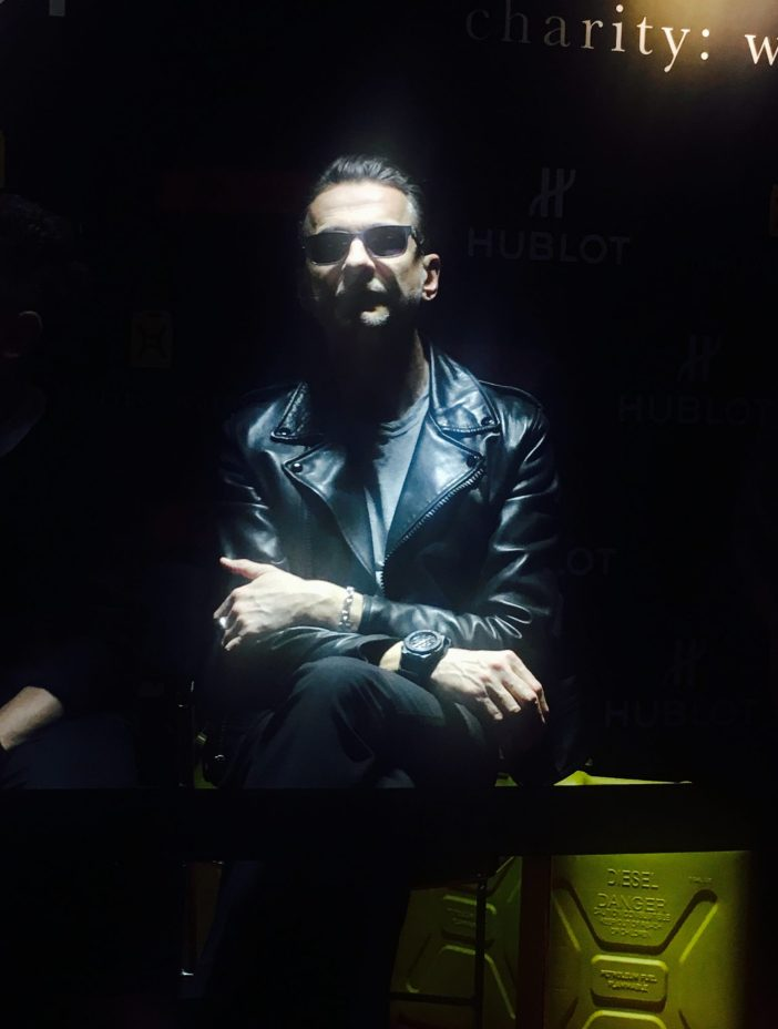 Depeche Mode | Hublot | Charity Water | Culture, Events | Discover Out Loud
