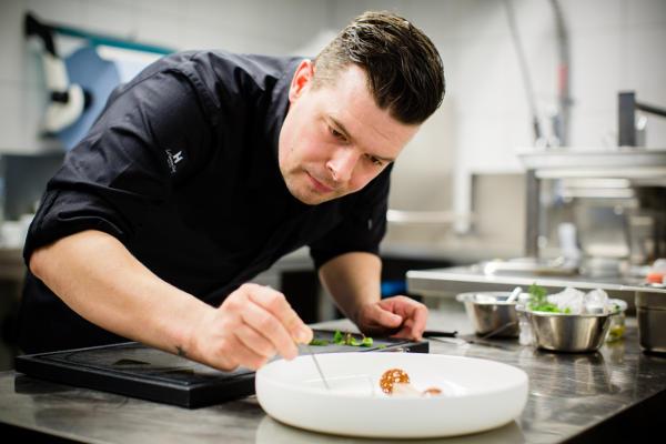 Michelin Starred Chef Norman Fishcher