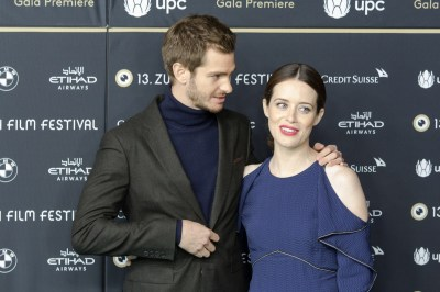 Andrew Garfield & Claire Foy