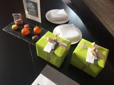 Welcoming gift