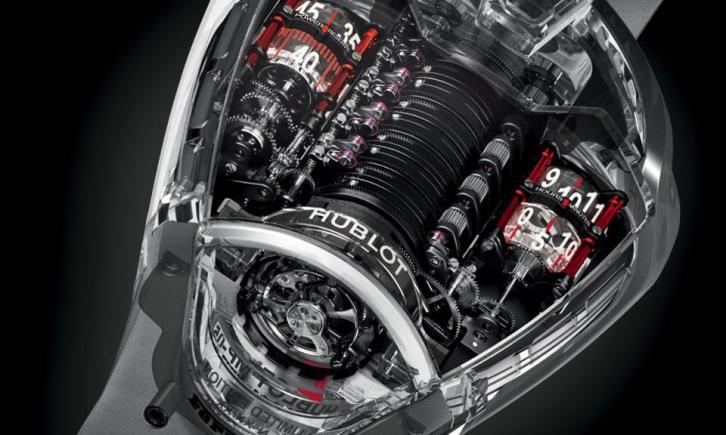 MP-05 La Ferrari Sapphire Watch