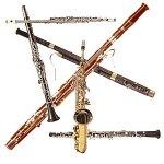 Woodwind Instrument Pile