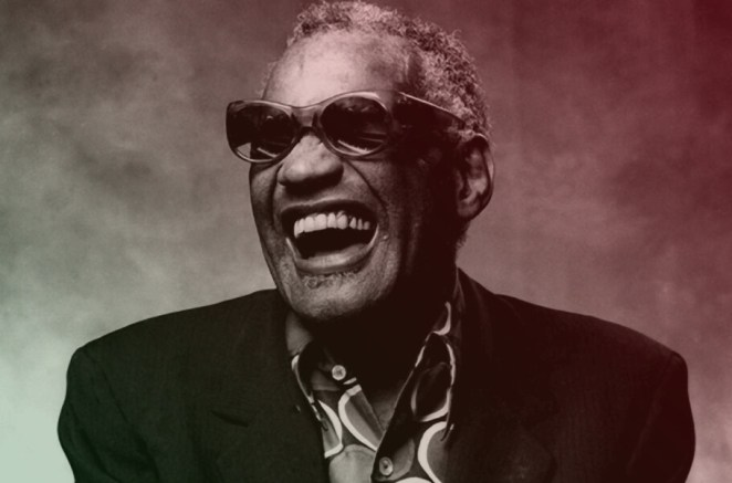 Ray Charles Robinson Famous Blind People