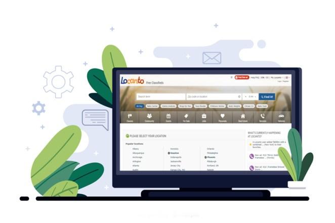 Locanto - Free Classifieds Portal