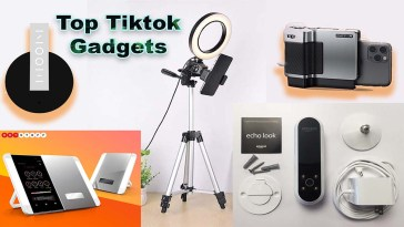 Five Top Tiktok gadgets that most stars use around $100